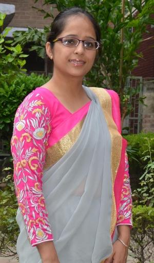 Ms. Deepika Sethi RN, RM, MSN (Obstetric and Gynaecologic Nursing)