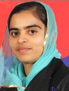Ms. Simarjeet Kaur RN, RM, MSN(Community Health Nursing)